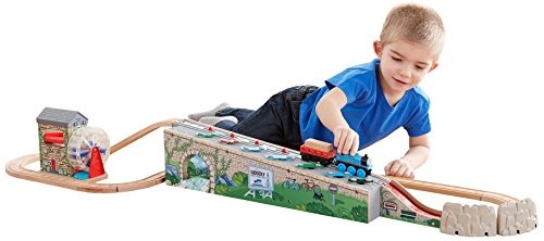 Thomas & Friends Fisher-Price Wooden Railway, Musical Melody Tracks Set