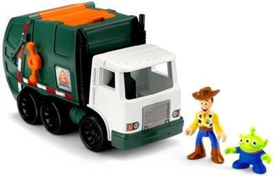 Fisher-Price Imaginext Disney/Pixar Toy Story 3 – Tri-County Sanitation Truck