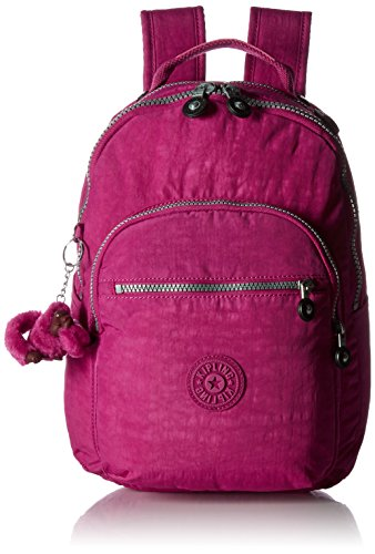 Kipling Seoul S Backpack, Very Berry