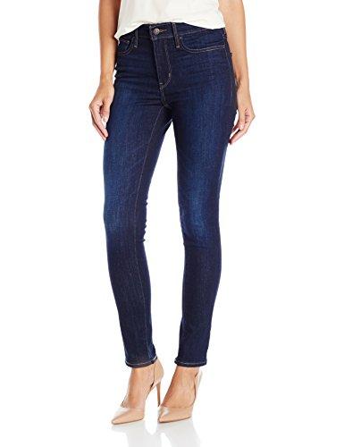 Levi's Women's Slimming Skinny Jean, Underwater Canyon (89% Cotton, 9% Polyester, 2% Elastane), 29Wx32L