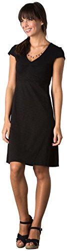 Toad&Co Rosemarie Dress – Women's Black X-Small