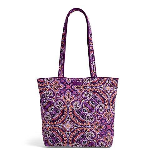 Vera Bradley Iconic Tote Bag, Signature Cotton, Dream Tapestry