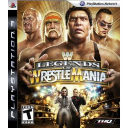 Wwe Legends / Game