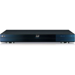 LG BD690 3D Ready Blu-ray Player w/ Universal Remote (Refurbished)