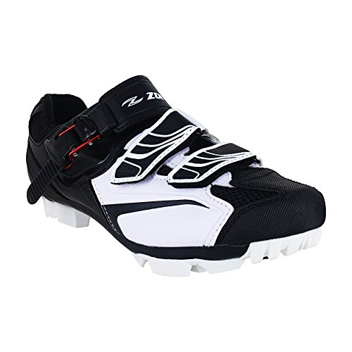 Zol White MTB Indoor Cycling Shoes 44