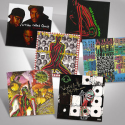 the tribe vinyl bundle - The Tribe Vinyl Bundle
