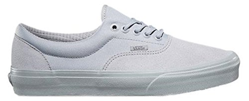 Vans Unisex Era Skate Shoes, Classic Low-Top Lace-up Style in Durable Double-Stitched Canvas and Original Waffle Outsole (11 Womens/9.5 Mens, Micro Chip)