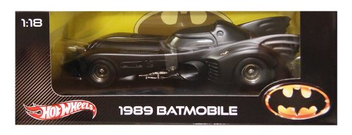 1989 Batmobile 1/18 by Hotwheels X5533