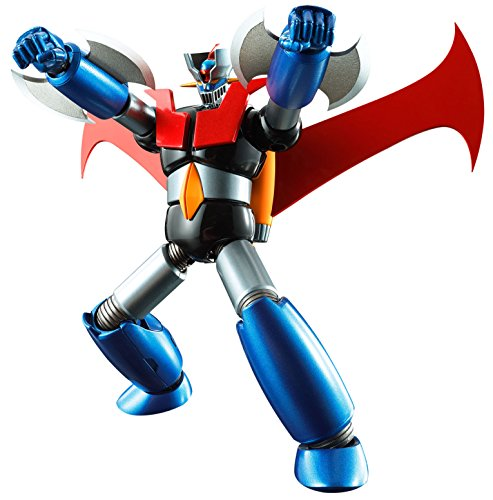 Bandai Hobby Super Robot Chogokin Mazinger Z Iron Cutter Edition Mazinger Action Figure