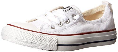 Converse Chuck Taylor All Star Shoreline White Lace-Up Sneaker – 8 B – Medium