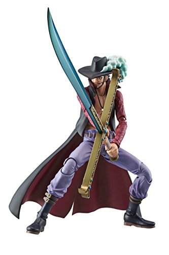 Megahouse One Piece: Dracule Mihawk Variable Action Hero PVC Figure