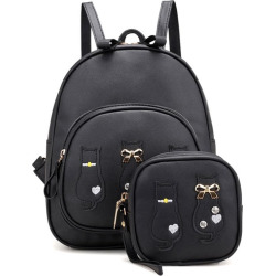 Shoulder Backpack women trendy fashion Travel bag