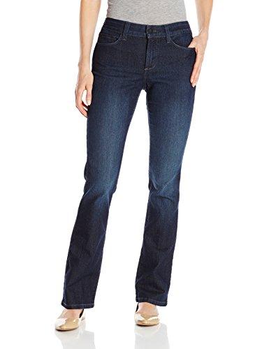 NYDJ Women's Billie Mini Bootcut Jean, Burbank, 8