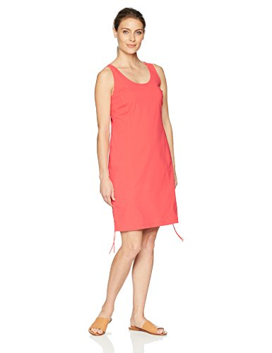 Columbia Women's Anytime Casual Dress, Red Camellia, S