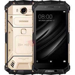 DOOGEE S60 4G Cellphone 5.2-inch Sharp IP68 6GB RAM 64GB ROM MTK Helio P25 Octa Core 2.5GHz 5580mAh