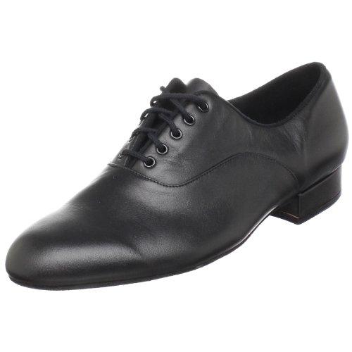 Bloch Men's Xavier Ballroom Dance Shoe, Black, 10 X(Medium) US