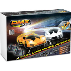 Dmxslots DMX Racer G2 Slot Car Instant Speed Racing Package, Multicolor