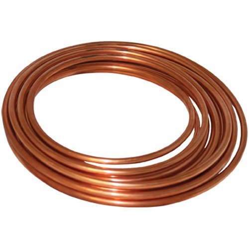 B and K Industries D08050P 1/2-Inch OD by 50-Feet Copper Tubing