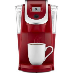 Keurig K200 Coffee Maker, Imperial Red