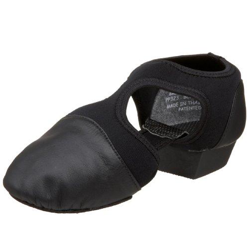 Capezio Women's Pedini Femme Jazz/Lyrical Shoe,Black,7 M US