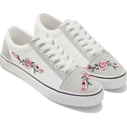 Embroidery Canvas Shoes