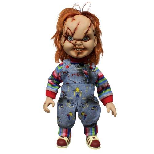"mezco toyz chucky childs play 15 action figure - Mezco Toyz Chucky Child's Play 15"" Action Figure"