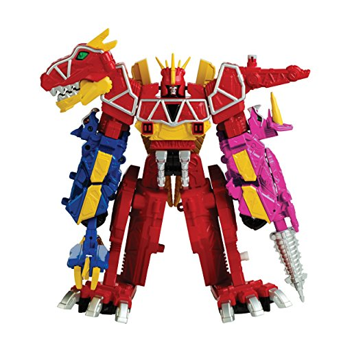 power rangers dino charge dino charge megazord discontinued by manufacturer - Power Rangers Dino Charge - Dino Charge Megazord (Discontinued by manufacturer)