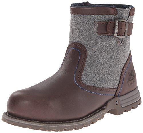 Caterpillar Women's Jace Steel Toe Industrial Boot, Mulch, 06.0 M US