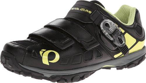 Pearl Izumi – Ride Women's W X-ALP Enduro IV Cycling Shoe,Black/Paloma,39 EU/7.5 D US