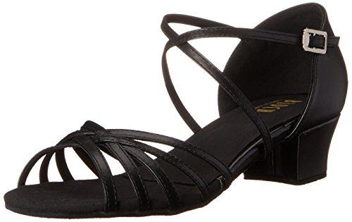 Bloch Dance Women's Annabella Ballroom Shoe,Black,7.5 X(Medium) US