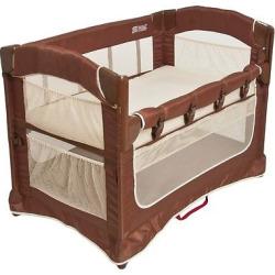 arms reach ideal ezee 3 in 1 co sleeper bassinet cocoa brown - Arm's Reach Ideal Ezee 3-in-1 Co-Sleeper Bassinet - Cocoa (Brown)