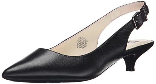 Anne Klein Women's Expert Dress Pump, Black, 8.5 M US