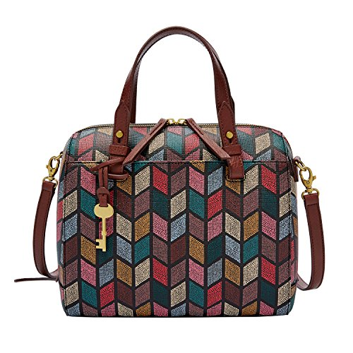 Fossil Rachel Satchel Handbag, Fall Multi