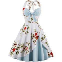 Large-Size Women'S Print Dresses