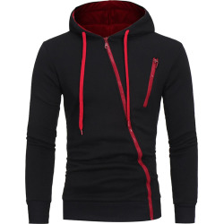 Hooded Zip Up Hoodie