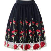 Eliza J Women's Plus Size Printed Popover Dress, Pink, 22W