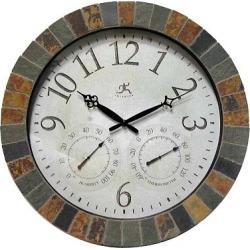 the inca clock multi colored - The Inca Clock, Multi-Colored