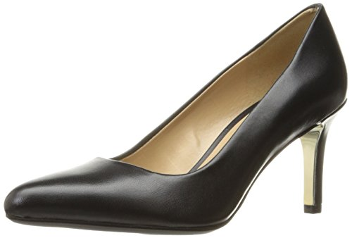 Naturalizer Women's Natalie Dress Pump, Black, 8.5 M US