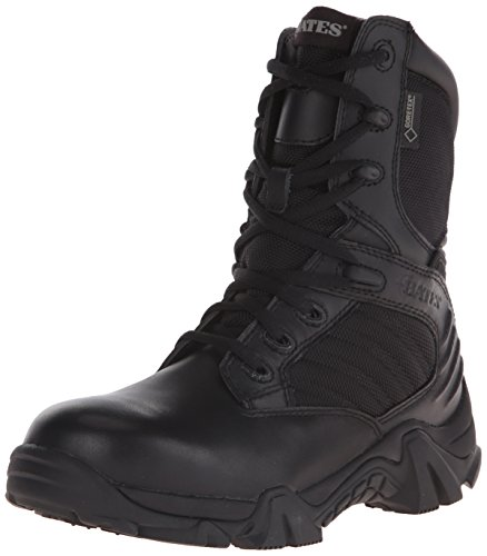 Bates Women's Gx-8 8 Inch Boot, Black, 7 M US