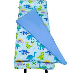 wildkin olive kids original nap mat kids blue - Wildkin Olive Kids Original Nap Mat - Kids, Blue