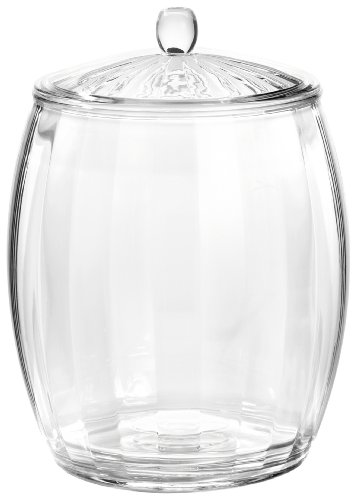 prodyne ap 98 contours 3 12 quart ice bucket clear - Prodyne AP-98 Contours 3-1/2-Quart Ice Bucket, Clear