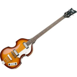 hofner ignition electric violin bass guitar natural - Hofner Ignition Electric Violin Bass Guitar, Natural