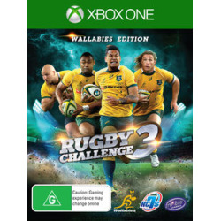 rugby challenge 3 wallabies edition import - Rugby Challenge 3-Wallabies Edition (IMPORT)