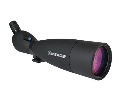 Meade Instruments 126002 Wilderness Spotting Scope – 20-60×100-mm (Black)