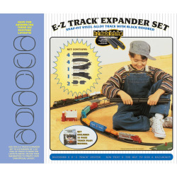 Bachmann HO Scale E-Z Track Expander Set, Multicolor