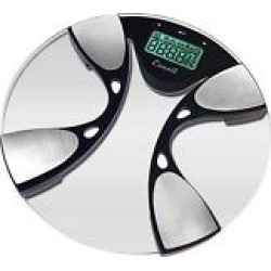Metallic (Grey) Body Fat and Body Water Scale – Escali