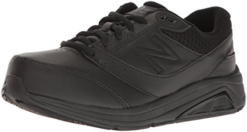 New Balance Women's Womens 928v3 Walking Shoe Walking Shoe, Black/Black, 9.5 B US