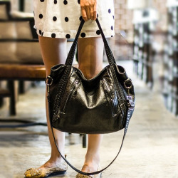 Faux Leather Handbags