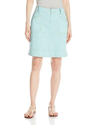 Aventura Women's Arden Skirt, Aqua Haze, 8