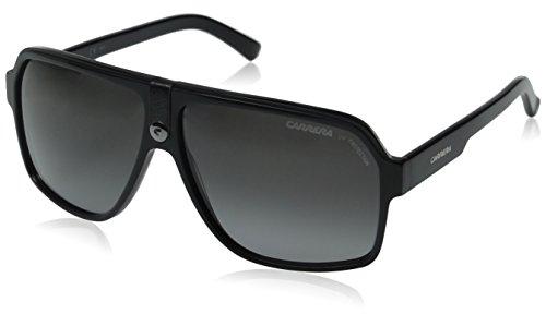 Carrera 33/S Aviator Sunglasses BLACK